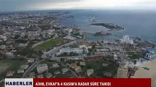 AİHM, EVKAF'A 4 KASIM'A KADAR SÜRE TANIDI