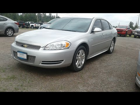 2012 Chevrolet Impala | Read Owner and Expert Reviews, Prices, Specs