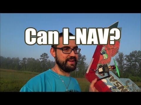 INAV Adventure (and then it exploded)