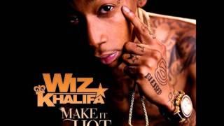 "Wiz Khalifa ""Make It Hot"" (Instrumental)"