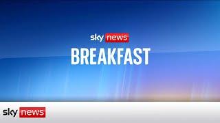 Sky News Breakfast: The £3bn 'skills revolution'
