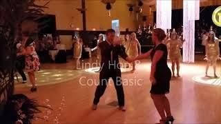 Gatsby Gala Lindy Hop 2018