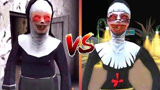 The Nun Vs Evil Nun