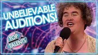 Download lagu UNBELIEVABLE Auditions That SHOCKED SURPRISED THE WORLD X FACTOR GOT TALENT IDOLS
