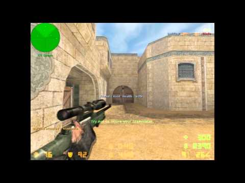 CS Condition Zero: Tour of Duty #7 - Dust 2 (Hard)