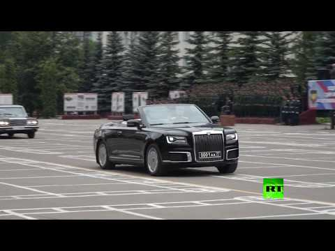 سيارة بوتين ترقص الفالس  - نشر قبل 3 ساعة