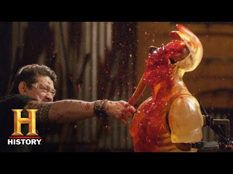 Forged in Fire: Frankish Throwing Axes Final Round: Justin vs Nick Season 6  History