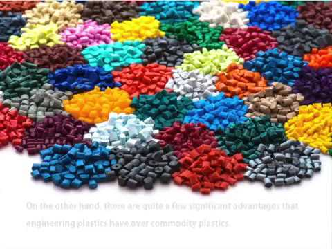 What are Engineering Plastics?