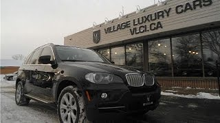 2010 bmw x5 xdrive48i in review village luxury cars toronto