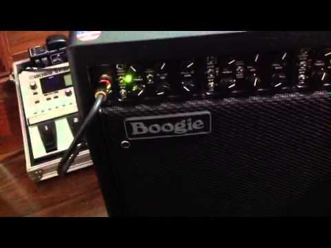 Mesa Boogie Mark V Noise
