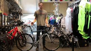 2015 Scott Addict Team Issue Di2 Road Bike