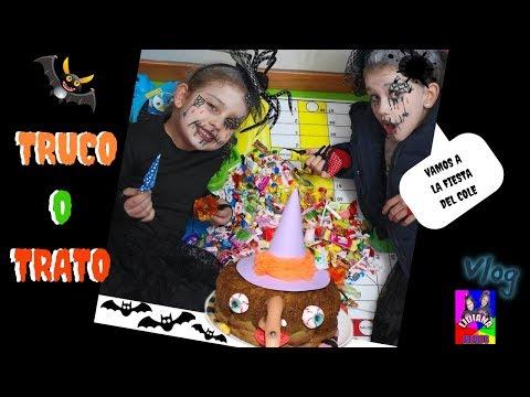 TRUCO O TRATO / TRICK OR TREAT / HALLOWEEN 2018