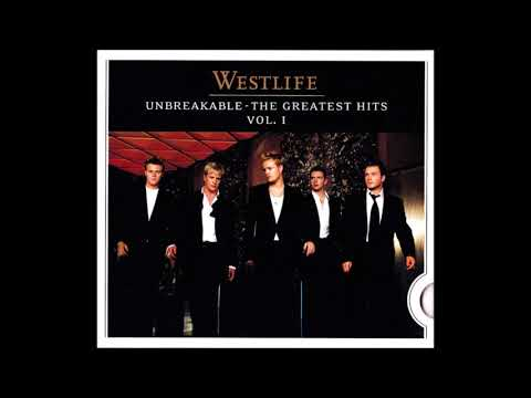 Unbreakable - The Greatest Hits Vol.1 (Westlife) (Full Album 2002) (HQ)