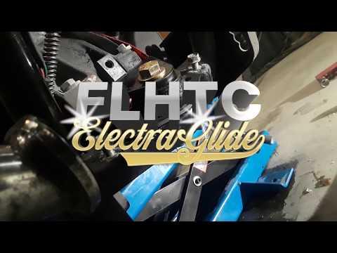 GlidePro Motor Mount Install