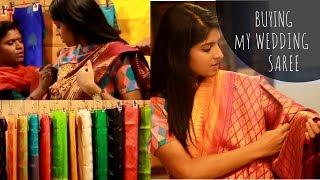 WEDDING SAREE SHOPPING IN BANGALORE (Pure Kanjipuram Silk)