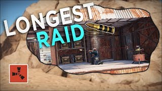 RAIDING THE MOST COMPLICATED ROCK BASE! - Rust Solo Survival #8 (END)