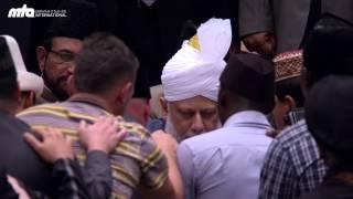 Karlsruhe, Deutschland: Bai´at - Eintritt in die Ahmadiyya Muslim Jamaat