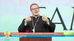 Bishop Robert Barron at  World Meetings of Families - 2015