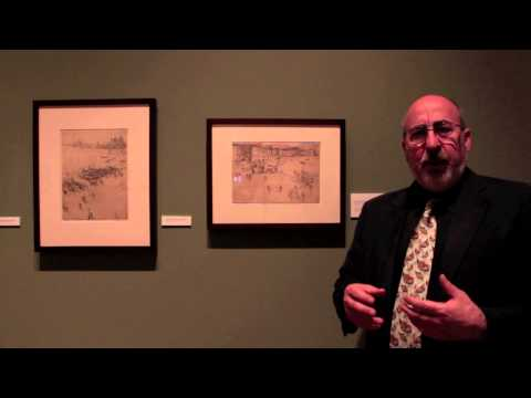 Mitchell Gallery: James McNeill Whistler