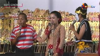 WAYANG KULIT GORO GORO ★ GARENG SEMARANG VS CAK DIQIN