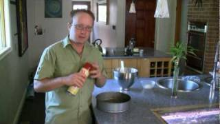 How To Bake Fresh Red Currant & Orange Cake