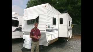 *SOLD* Gulf Stream 2002 Innsbruck 30 BHS Handyman's Special travel trailer -- 30532A ~ Frank Bailor