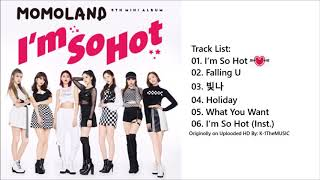 [FULL ALBUM] 모모랜드 (MOMOLAND) - Show Me (5th Mini Album)
