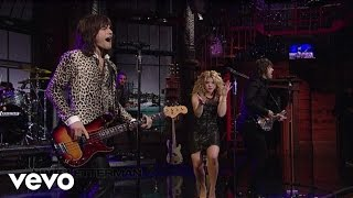 The Band Perry - Forever Mine Nevermind (Live On Letterman) YouTube Videos