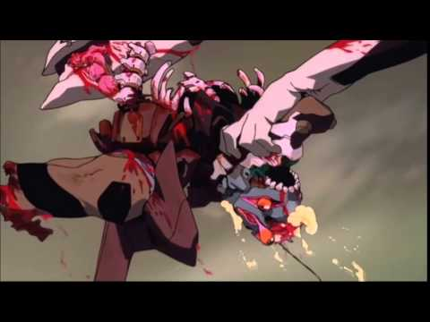 The End Of Evangelion - English Dub - YouTube