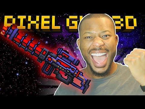 OMG! SUPER CHARGED RIFLE OP! | Pixel Gun 3D