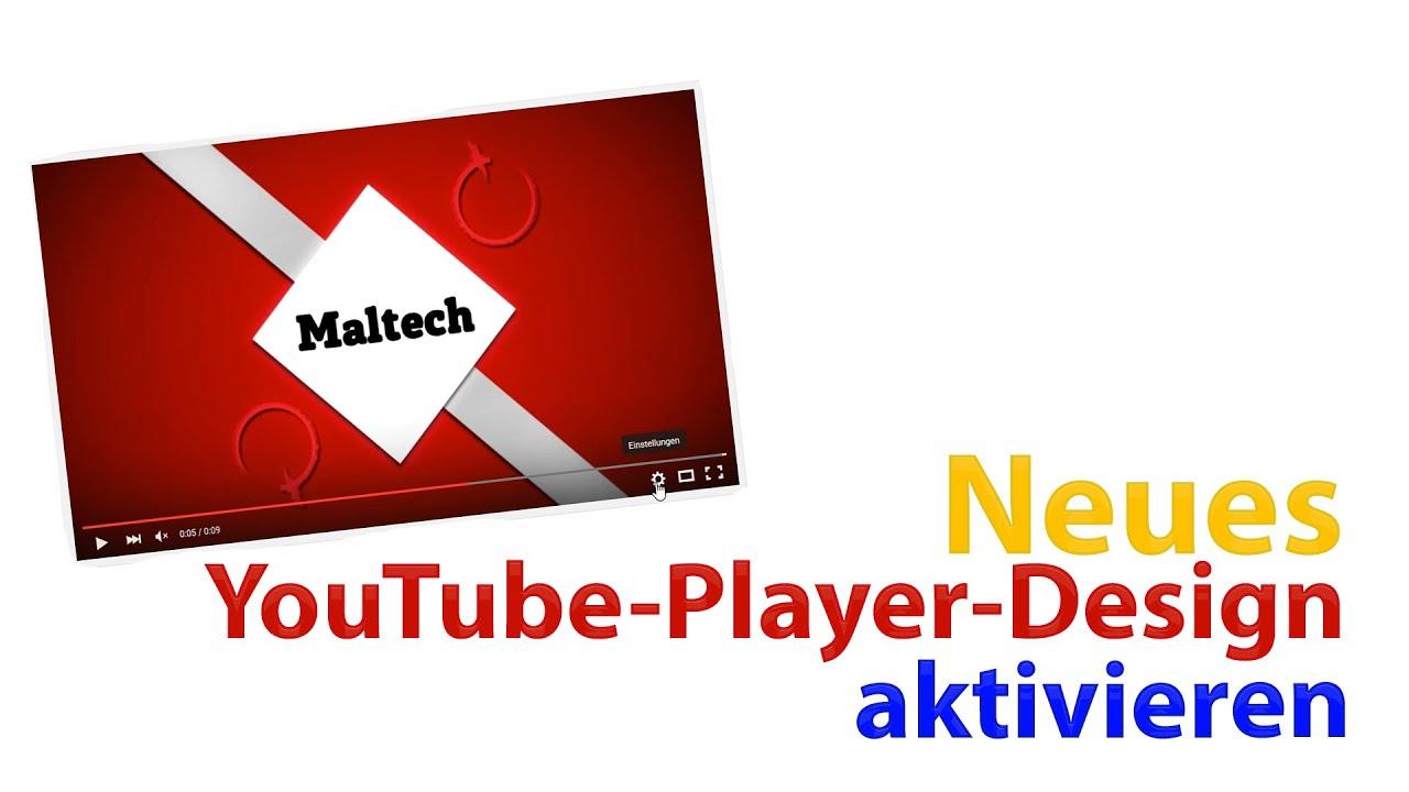 Youtube Neues Design Aktivieren