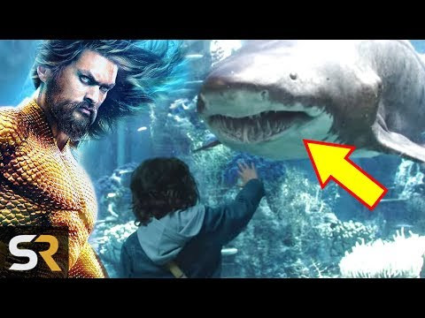 9 Things About Aquaman That Make Absolutely No Sense