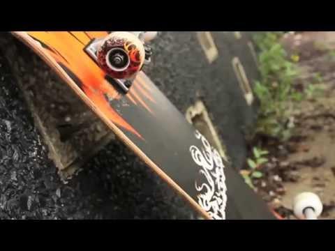 Krown skateboard promo