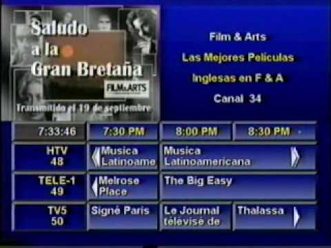 Canal HD vtr oculto + radios sin d-box | Doovi