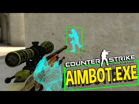 CS:GO BROKEN AIMBOT HACKER (OVERWATCH FUNNY MOMENTS)