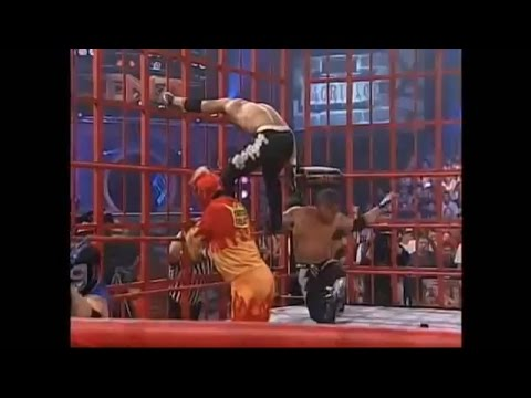TNA X Division TerrorDome Match