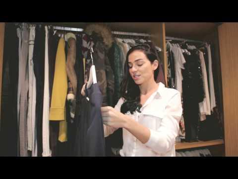 O armário de Vanessa Martins