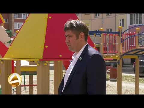 Депутат Алексей Выдренков посетил г.Мегион