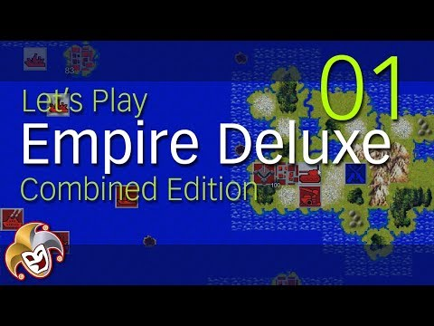 Empire Deluxe CE ~  01 Getting Started