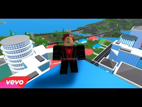 Sunflower- Post Malone and Swae Lee (Roblox Music Video)