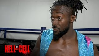 Kofi Kingston is concerned about the condition of Big E & Xavier Woods: Exclusive, Oct. 8, 2017