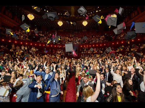 AUC Graduation Ceremony 2017 Livestream Video