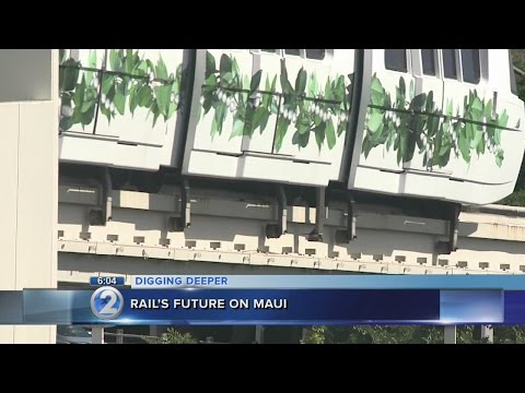Maui to form planning agency in light of rail