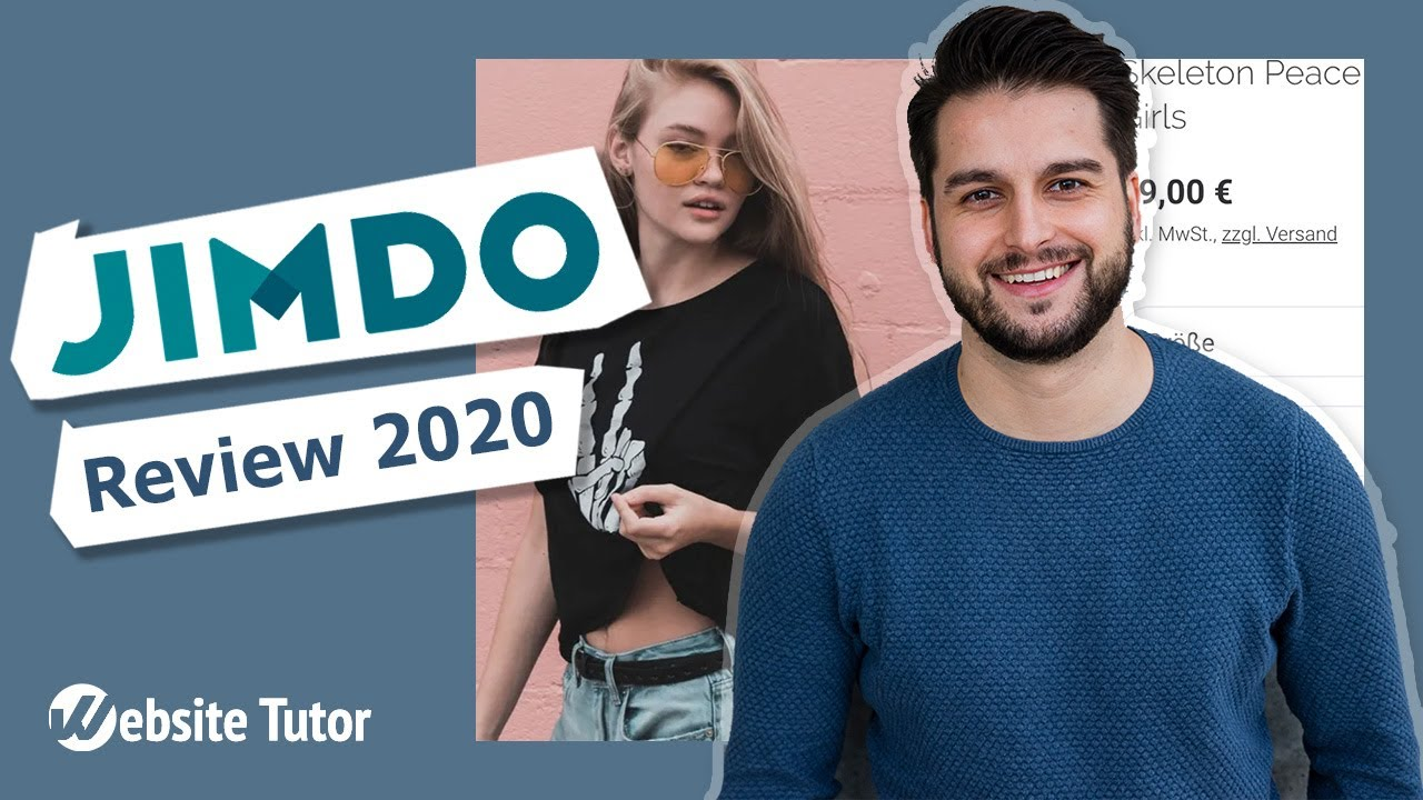 Jimdo Im Test Website Shop Mit Jimdo Dolphin Und Creator Wt 1