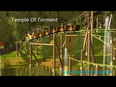 Temple of Torment - GaryRoachProduction