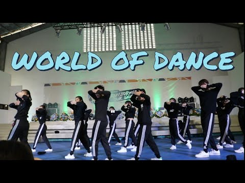 WORLD OF DANCE SA FAITH