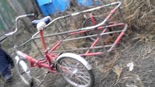 Без люльки вело. нет СООБЩЕСТВО самодельных велосипедов))))