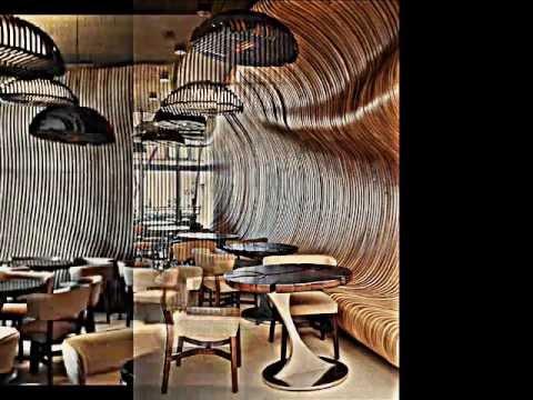 Einmalige Innenraum Gestaltung des Kaffeehauses Don Café - YouTube