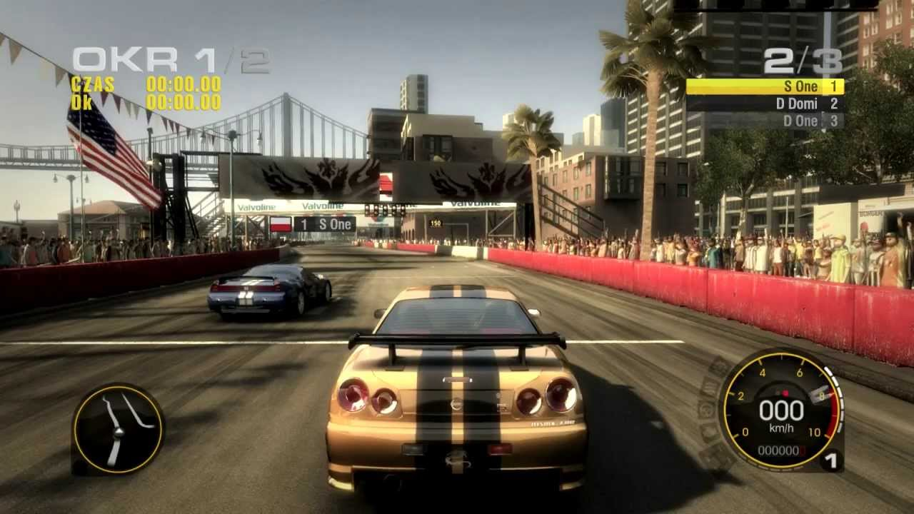 race driver grid 1 youtube
