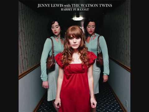 JENNY LEWIS - CHARGING THE SKY